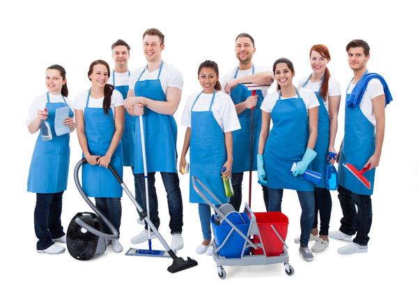 Empresa personal de limpieza