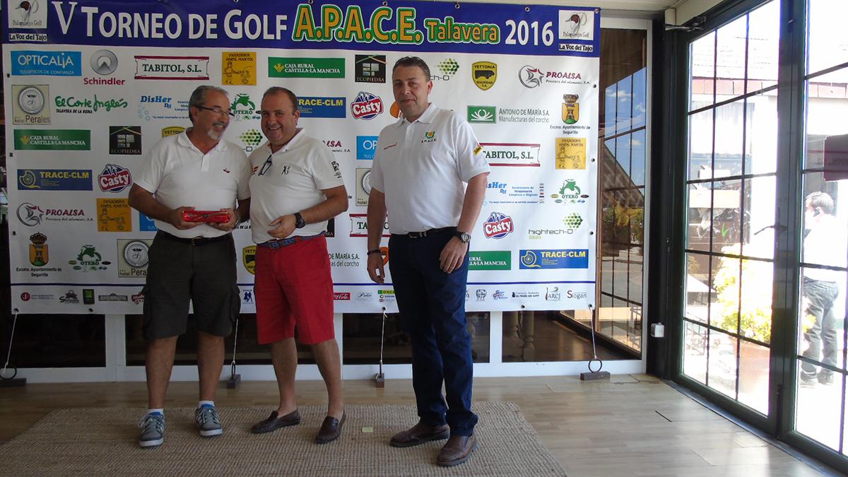 entrega premios Apace