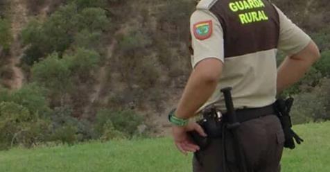 Condena de Seis meses de prisión por amenazar a un guarda rural
