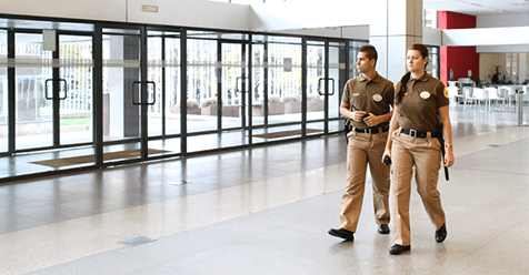Los profesionales piden contratar seguridad privada