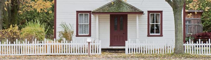 Chalets, las viviendas más difíciles de proteger